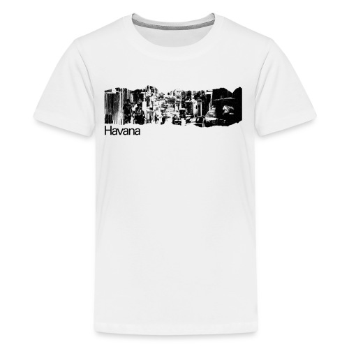 Havana Cuba T-Shirt - Kids' Premium T-Shirt