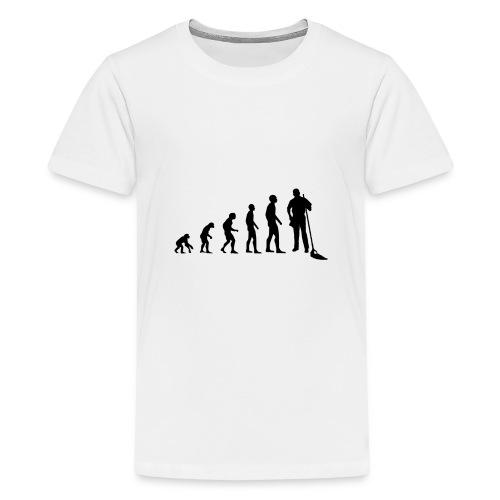 Evolution cleaning - Kids' Premium T-Shirt