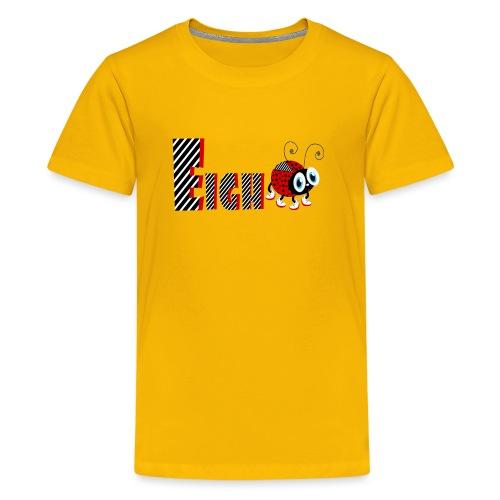 8nd Year Family Ladybug T-Shirts Gifts Daughter - Kids' Premium T-Shirt