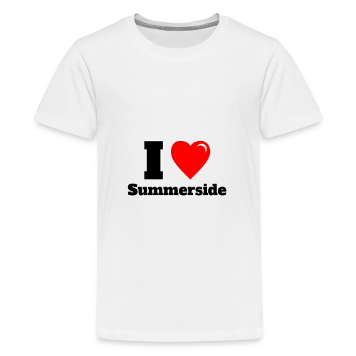 I love Summerside - Kids' Premium T-Shirt