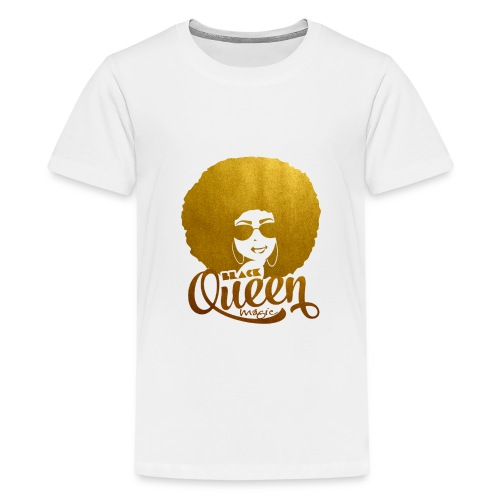 Black Queen - Kids' Premium T-Shirt