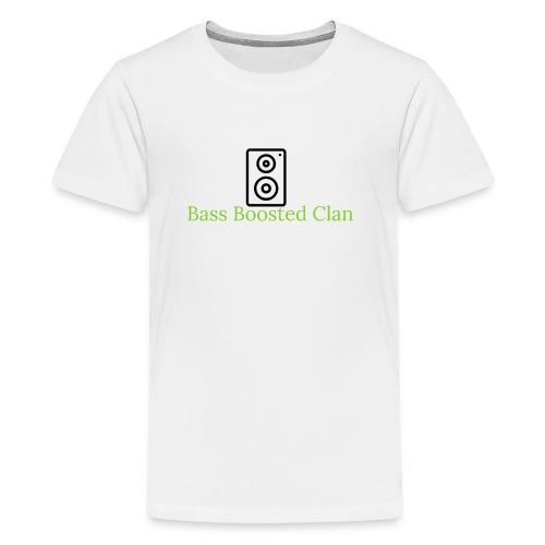 Bass Boosted Clan Brand - Kids' Premium T-Shirt