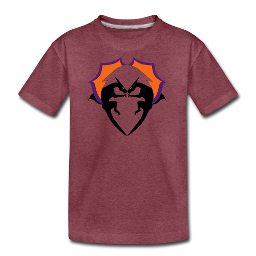 Dragon Love - Kids' Premium T-Shirt