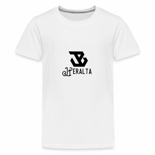 JPeralta Logo - Kids' Premium T-Shirt