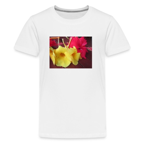 Exotic Flowers - Kids' Premium T-Shirt