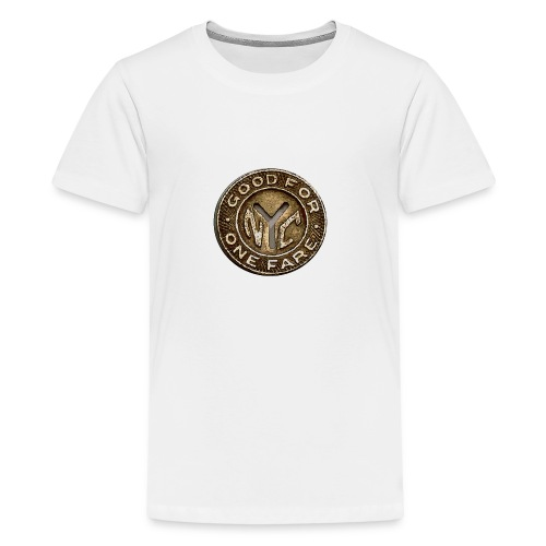 NYC Token - Kids' Premium T-Shirt