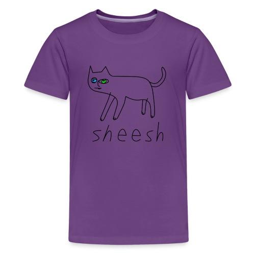 SHEESH CAT - Kids' Premium T-Shirt