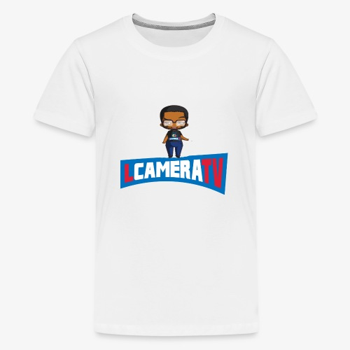 Chibi LCameraTV - Kids' Premium T-Shirt