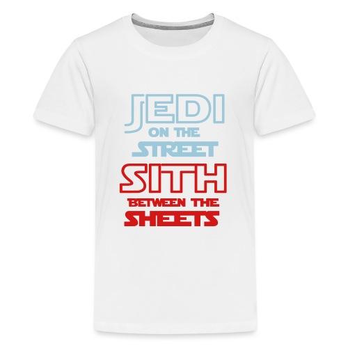 Jedi Sith Awesome Shirt - Kids' Premium T-Shirt