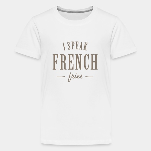 french fries - Kids' Premium T-Shirt