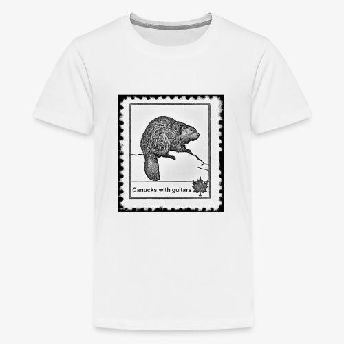 Vintage Stamp - Kids' Premium T-Shirt