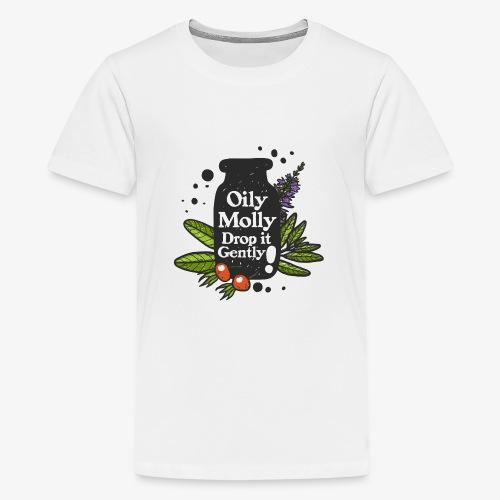 Essential Oil Tshirt - Kids' Premium T-Shirt