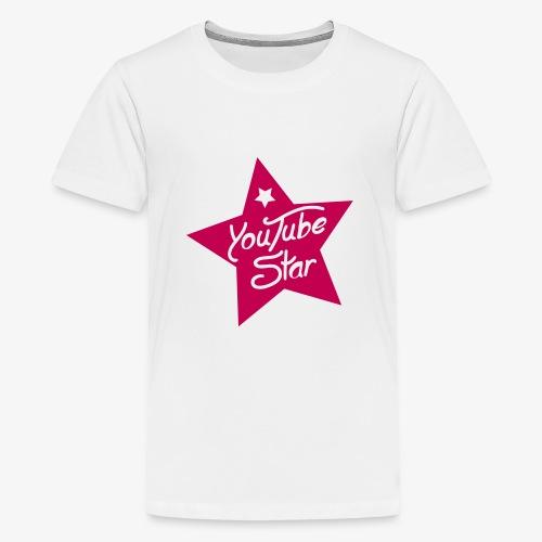 YouTube Star - Kids' Premium T-Shirt