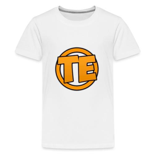 TechElement Logo Official - Kids' Premium T-Shirt
