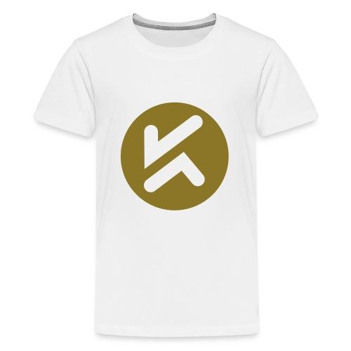 KCJ Media Tee - Kids' Premium T-Shirt