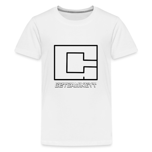 GGYT_Logo_PNG - Kids' Premium T-Shirt