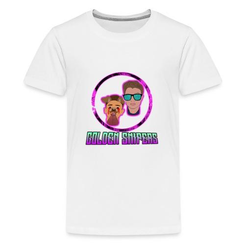 merch_logo - Kids' Premium T-Shirt
