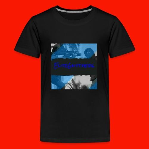 EliteGlitchersRevamp - Kids' Premium T-Shirt