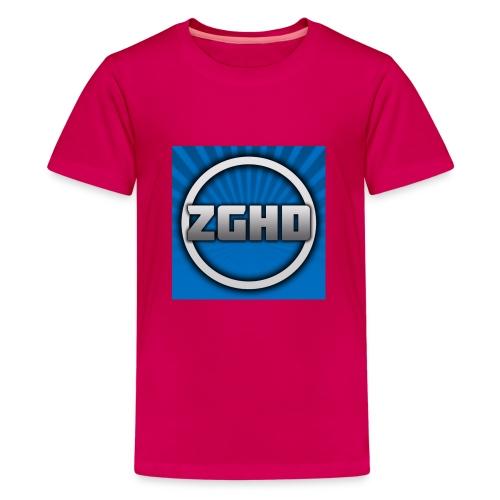 ZedGamesHD - Kids' Premium T-Shirt