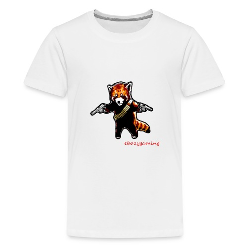 ebozygaming signature T-SHIRT - Kids' Premium T-Shirt