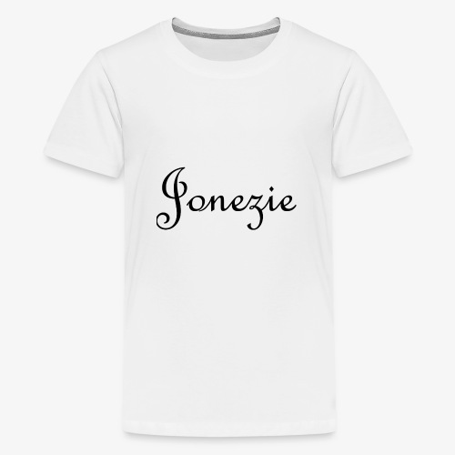 Jonezie Signature - T-Shirt - Kids' Premium T-Shirt