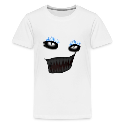Littism Flame Biter Face - Kids' Premium T-Shirt