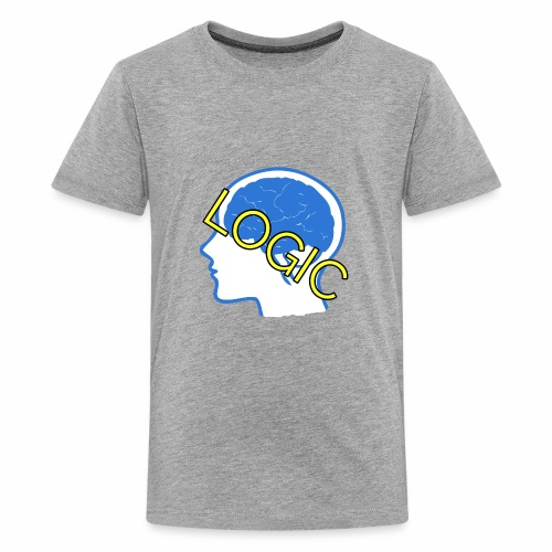 Logic - Kids' Premium T-Shirt