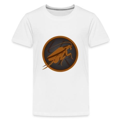 Ugly Roach Design 1 - Kids' Premium T-Shirt