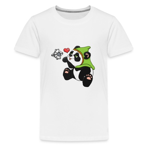 Destiny hunter panda - Kids' Premium T-Shirt