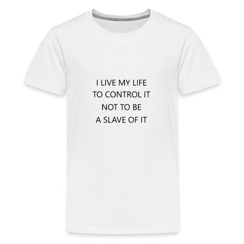 Life control - Kids' Premium T-Shirt