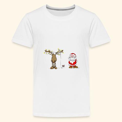 Xmas - Kids' Premium T-Shirt