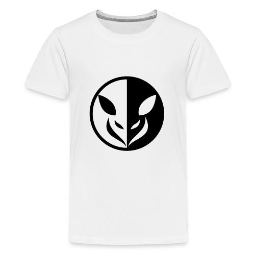 Small Animal Logo Illustration - Kids' Premium T-Shirt