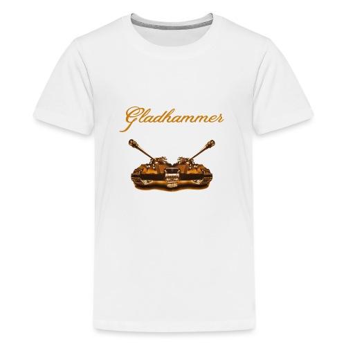 Gladhammer (Gold Tank) - Kids' Premium T-Shirt
