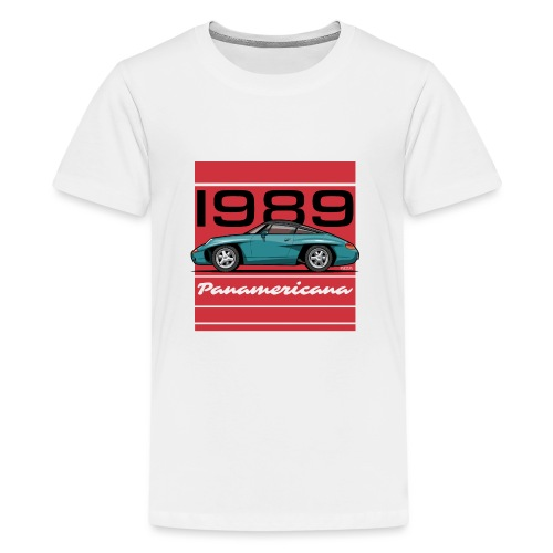 1989 P0r5che Panamericana Concept Car - Kids' Premium T-Shirt