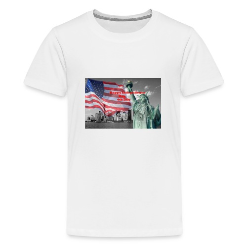 USA Independence Day - Kids' Premium T-Shirt