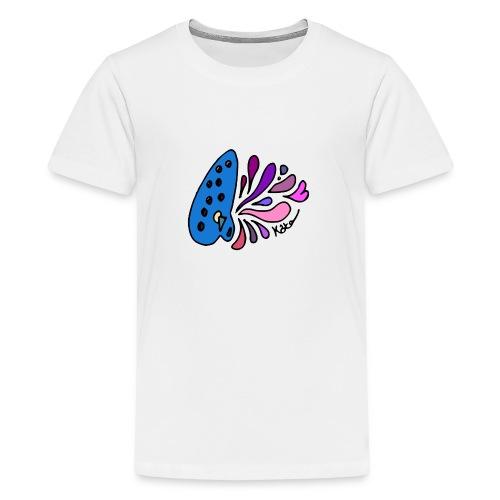 Mystical Ocarina - Kids' Premium T-Shirt