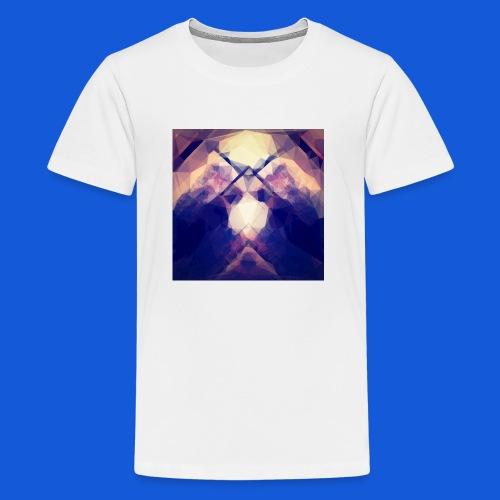 The Blurred Lines - Kids' Premium T-Shirt