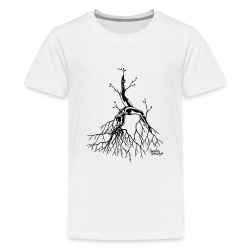 Tree Dancer 3 - Kids' Premium T-Shirt