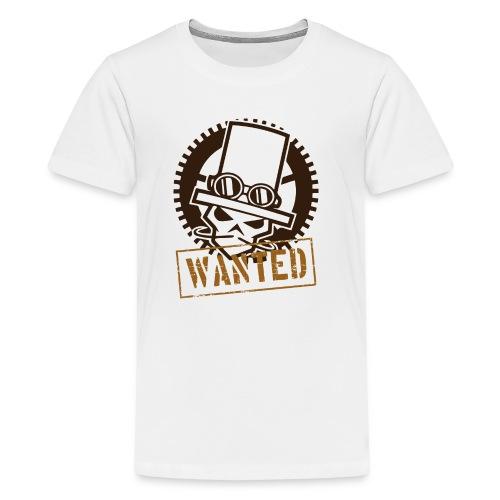 WANTED - Kids' Premium T-Shirt