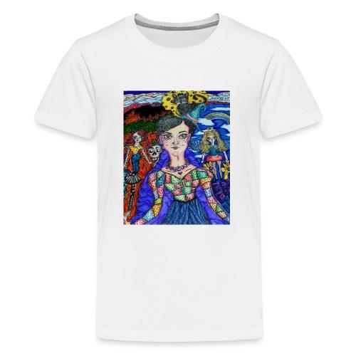 Spooky Sammie - Kids' Premium T-Shirt