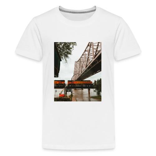 Bridge to Nowhere - Kids' Premium T-Shirt