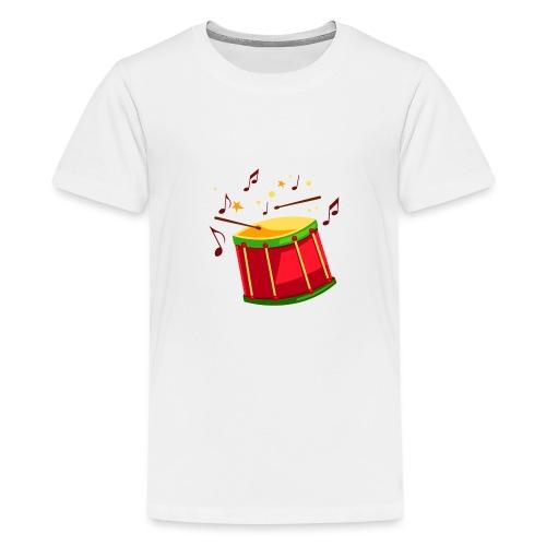 drum sticks beat - Kids' Premium T-Shirt