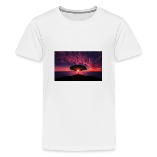 Tree of Sunlight - Kids' Premium T-Shirt