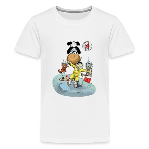 Space Is Great! - Kids' Premium T-Shirt