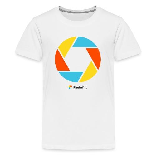 Aperture - Kids' Premium T-Shirt