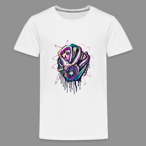 The Virus of Disinformation - Kids' Premium T-Shirt