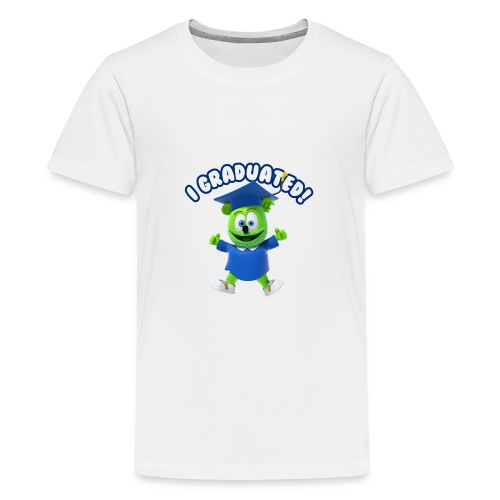 I Graduated! Gummibar (The Gummy Bear) - Kids' Premium T-Shirt