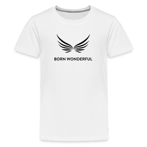 Born Wonderful - Kids' Premium T-Shirt