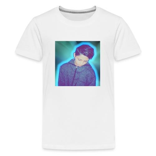 NOAHANDIOS BLACK T SHIRT - Kids' Premium T-Shirt