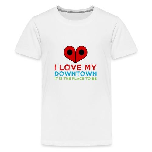 PlaceToBe - Kids' Premium T-Shirt